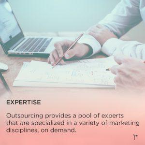 Small marketing agency Toronto